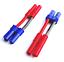 Lipo-bateria-adaptador-xt60-Dean-ec3-ec5-xt90-mini-Tamiya-Traxxas-MPX-xt30-ec2-HXT-RC miniatura 89