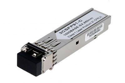 3com 3CSFP91 1000 base sx sfp émetteurs-récepteurs new NEUF