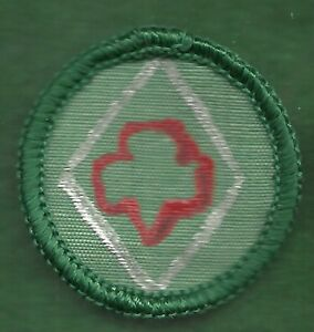 COUNCIL/'S OWN FREE SHIPPING GIRL SCOUT BADGE