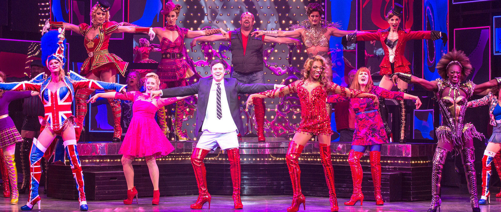 Kinky Boots Providence | Providence, RI | Providence Performing Arts Center | December 10, 2017