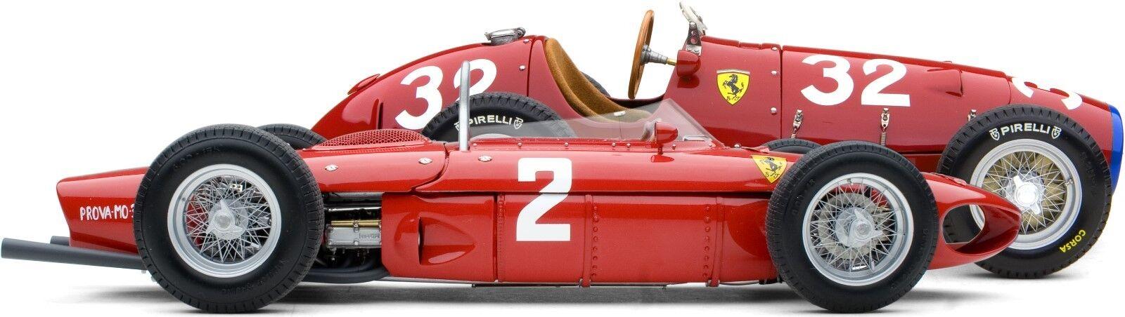 Exoto   1 18   Spécial  10 Ans Apart Ferrari Grand Prix Champions   Ensemble
