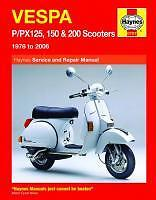 Fabulous Haynes Manual Vespa Scooters P Px P125 Px125 P150 Px150 P200 Px200 Wiring 101 Mecadwellnesstrialsorg