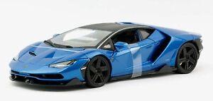Maisto-Lamborghini-Centenario-Azul-1-18-Coche-Modelo-Edicion-Especial