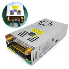 Ac 110v To Dc 0 48v Reliable Current Limited Adjustable Switch Mode Power Supply