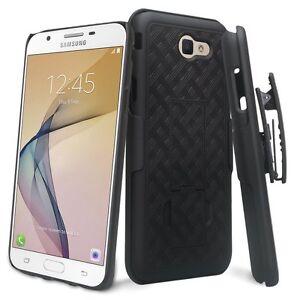 Samsung-Galaxy-J7-Sky-Pro-J7-perx-J7-V-J7-2017-Slim-Clip-etui-Case-Cover