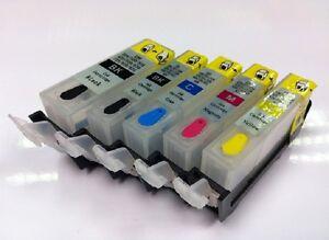 Refillable-INK-CARTRIDGE-PGI-525-CLI-526-Canon-print-MG5250-MG5350-IP4850-IP4950