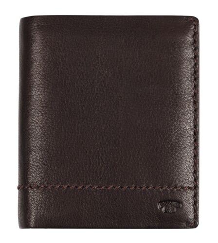 TOM TAILOR Kai High Format Wallet Geldbörse Brown Braun Neu