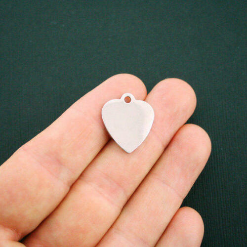 T1D Type 1 Diabetes Stainless Steel Charm BFS2856 Quantity Options