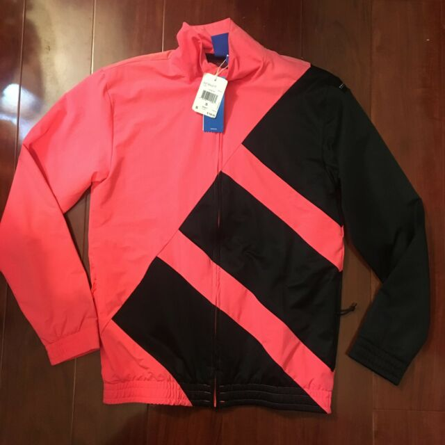 purchase cheap 41f3a b0d02 NEW ADIDAS ORIGINALS TRACK JACKET EQT BOLD TURBO BR8738 MEN SIZE SMALL S