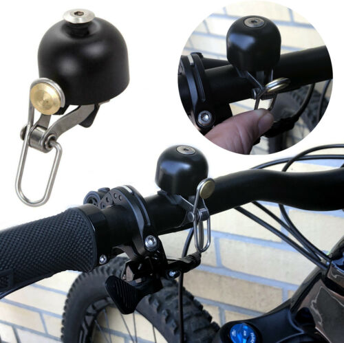 TRAIL BELL Mountain Bike Bicycle Road Fixie Copper Bell Solid quality UK POST