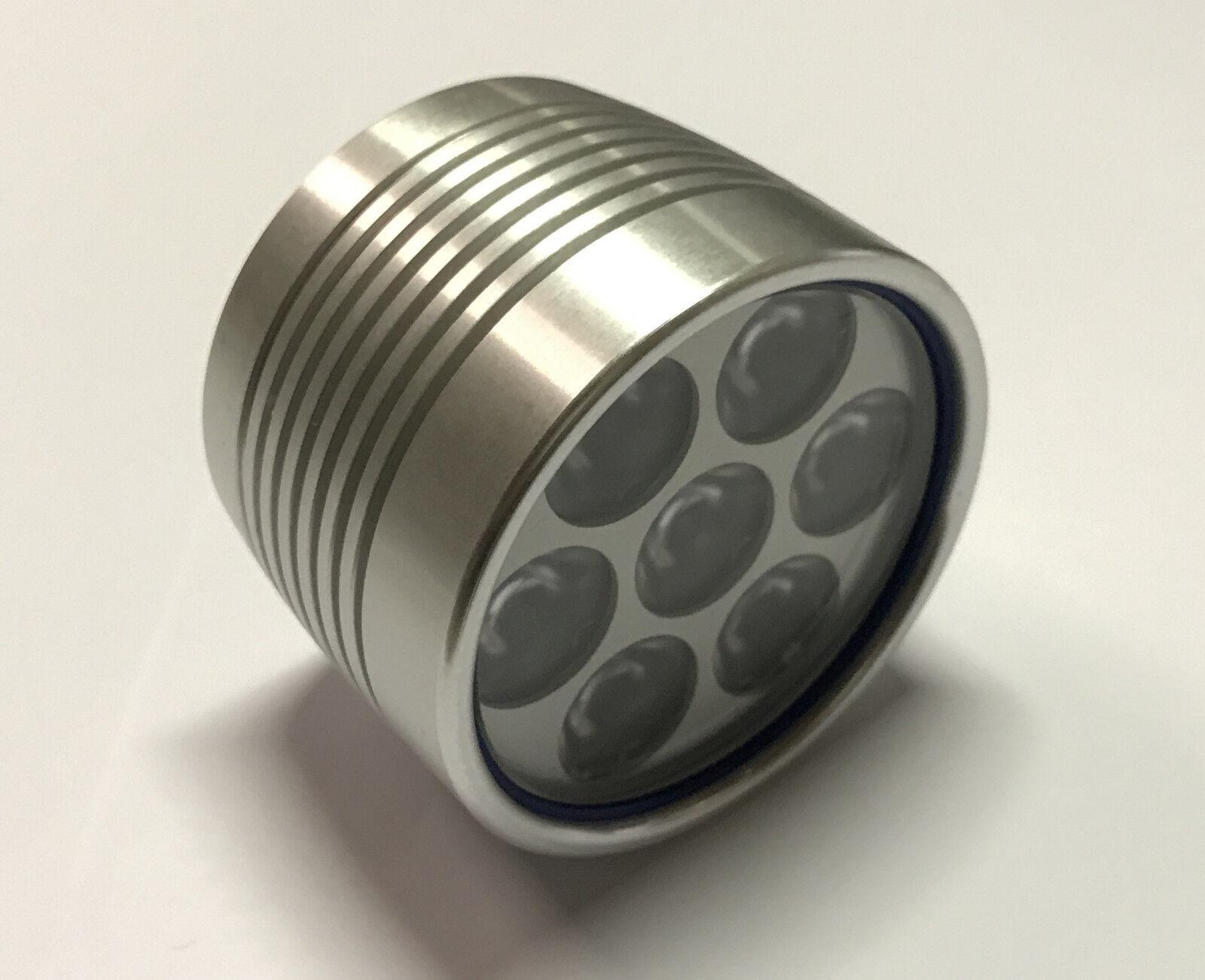 Hartenberger LED Reflektormodul 7 x 3 5 Watt für Mini Compact LCD (Spot) NEU