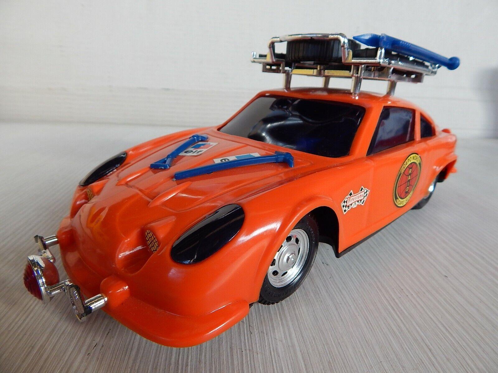 Reel Spielzeugs Jahr Renault Alpine A110 mistery Spielzeug groß scale 34 cm