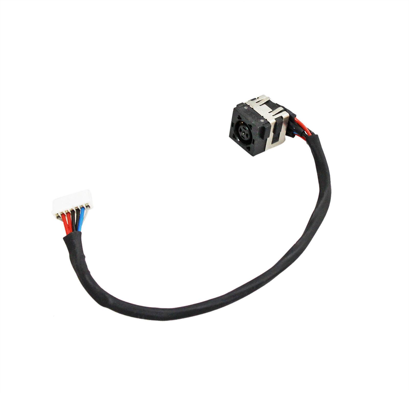 NEW OEM  CJ28J Dell LATITUDE E6320 DC/_IN Power Cable Harness 0CJ28J DC30100CF00