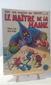 Aventure-des-Fantastiques-N-28-034-Le-Maitre-de-la-haine-034-Edition-LUG