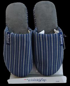 Ciabatte-chiuse-Pantofole-in-tessuto-profumate-Unisex-DE-FONSECA-Antiscivolo