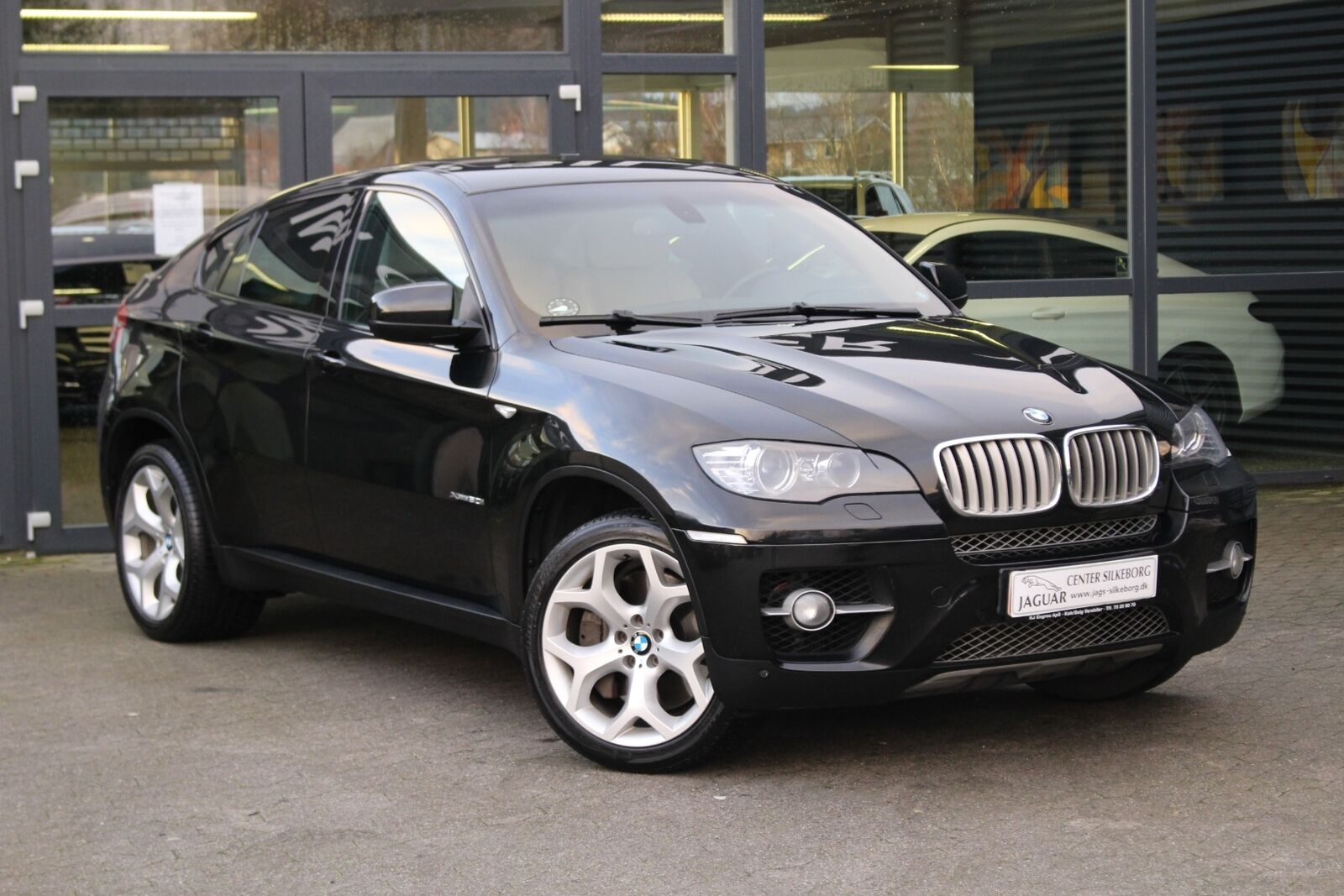 BMW X6 4,4 xDrive50i aut. 5d