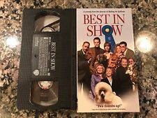 Best In Show VHS! 2000 Comedy! Cats And Dogs Marmaduke Good Boy!