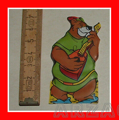 SAGOMATO FORMAGGINO MIO Serie Robin Hood 4 LITTLE JOHN Walt Disney