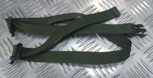 Genuine British Military Issue Green SSPY Strap 2cm Side Pouch Yoke Strap Q//R