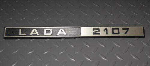 Rear Trim Badge Emblem 2107-8212204 Lada Laika 2107 Rück Trim-Abzeichen-Emblem