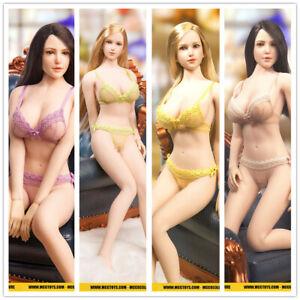 MCCTOYS 1/6 MCC033 Underwear Bra Briefs Clothes Suit For 12'' Phicen Figure Toy