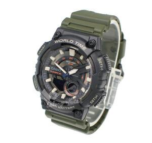 Casio-AEQ110W-3A-Analog-Digital-Watch-Brand-New-amp-100-Authentic