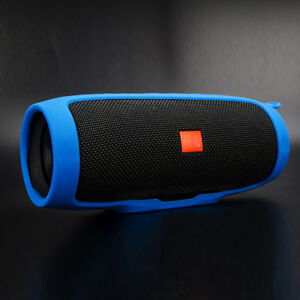 For-JBL-charge-3-Bluetooth-Speaker-Portable-Mountaineering-Silicone-Case-New