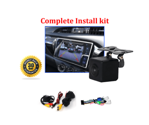 Reverse-Camera-Kit-for-Toyota-Hilux-Factory-Screen-2015-2019-Workmate-SR-amp-SR5