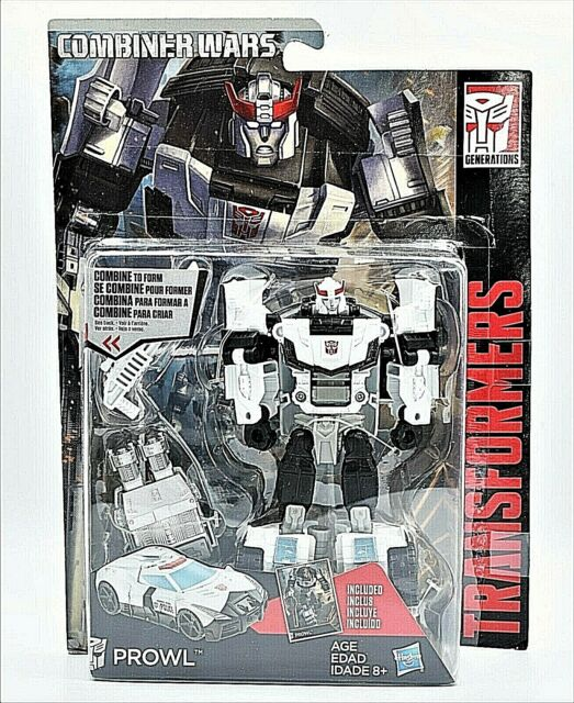 Combiner Wars Prowl - Canadian Packaging, Sealed