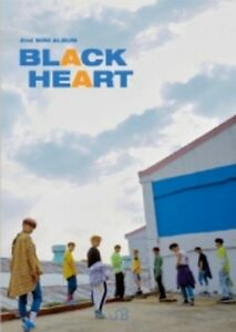 UNB-2nd-Mini-Album-Heart-ver-CD-Booklet-Photocard-Free-Shipping