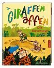 Giraffenaffen 04 - Die Riesenspur von Cally Stronk und Steffen Herzberg (2014, Gebundene Ausgabe)