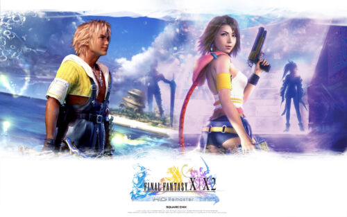 in Tube 105 Fast Shipping 10 -   Huge Poster  22 x 34 Final Fantasy X