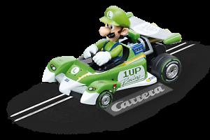 Carrera 20064093 GO Mario Kart Circuit Special Luigi Autorennen Slotcar