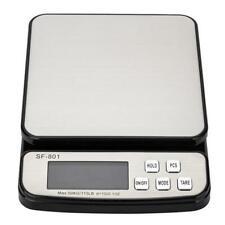 50kg 10g Digital Postal Scale Parcel Scale Tabletop Scales Business Supplies