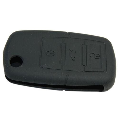 Folding Flip Key Case Protective Cover for Volkswagen VW Jetta GL GLX 2008-2011
