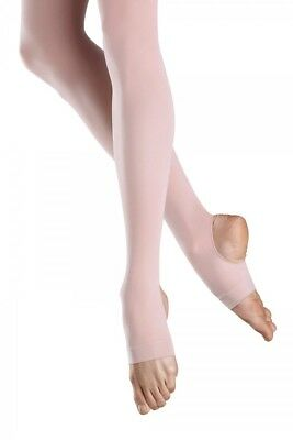100% Vero Collant Endura Con Staffa Donna T0938l Bloch