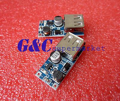 4PCS PFM Control DC-DC USB 0.9V-5V to 5V dc Boost Step-up Power Supply Modul M29
