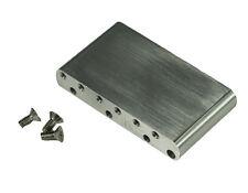 Genuine Kluson Milled Aluminum Vintage Strat Sustain Tremolo Block - KVSBA