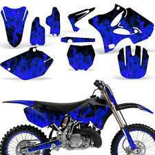 Graphic Kit Yamaha YZ125 YZ250 MX Dirt bike YZ Deco Backgrounds 2002-2014 ICE U