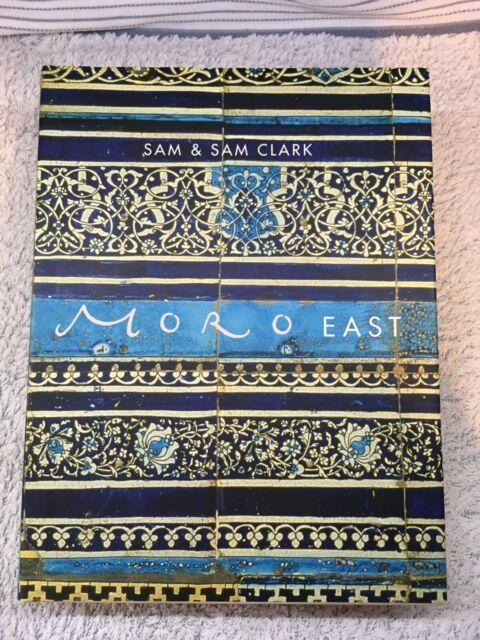 PRISTINE copy of Moro East by Samantha Clark, Samuel Clark (Hardback, 2007)
