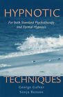 Hypnotic Techniques: For Standard Psychotherapy and Formal Hypnosis by George Gafner, Sonja Benson (Hardback, 2003)