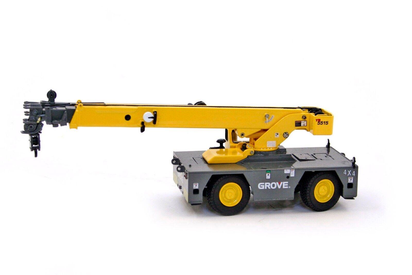 Grove YB5515 Industrial Yard Crane - 1 50 - TWH  028-01075