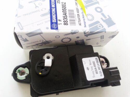 OEM Front Door Lock Actuator LH Left Ssangyong New Korando KJ 07-05 #8835A05002