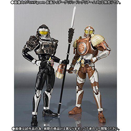 NEW S.H.Figuarts Masked Kamen Rider Kurokage Matsubokkuri Arms Action Figure