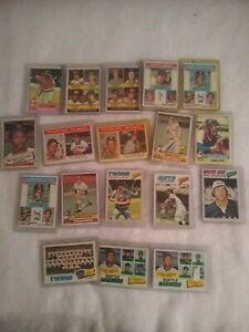 1976-amp-1977-Topps-Baseball-Card-Lot-18