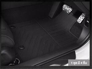 Genuine-2016-Honda-Civic-10th-FC-Sedan-Black-All-Season-Rubber-Floor-Mats-RHD