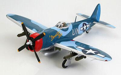 "Aviation 63st Fs "" Devastatin Deb "" 1945 Convenient To Cook Sweet-Tempered Hobby Master Ha8406 Republic P-47m Thunderbolt"