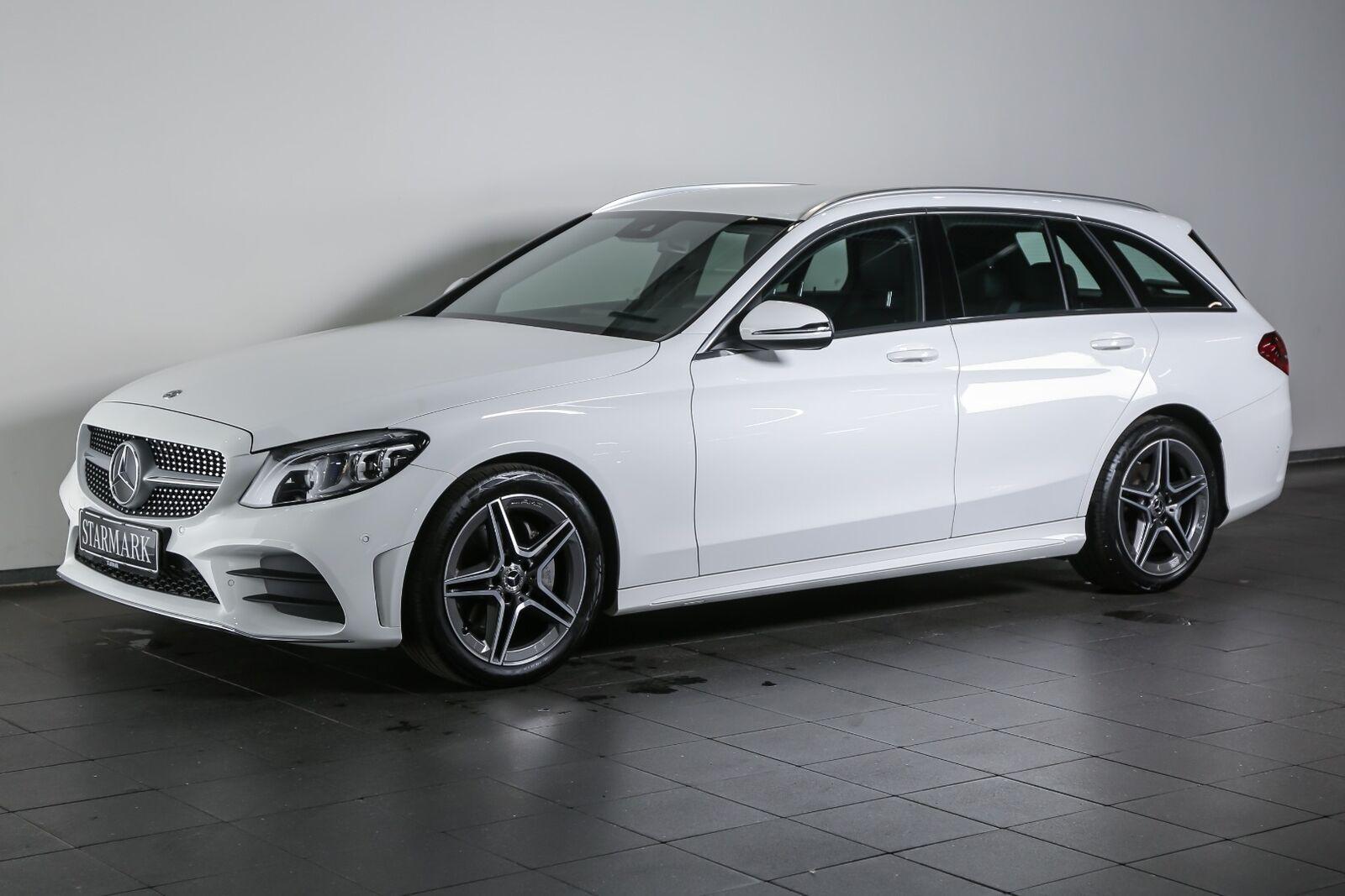 Mercedes C200 1,5 AMG Line stc. aut. 5d - 444.900 kr.