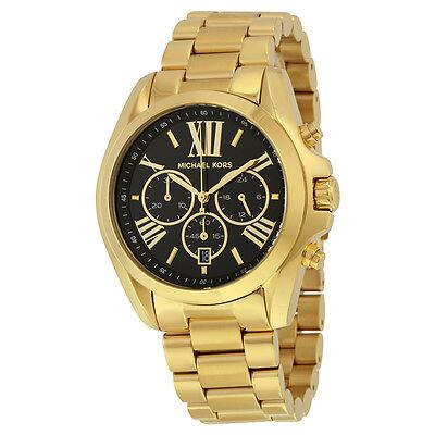 Michael Kors Bradshaw Gold-tone Stainless Steel Ladies Watch MK5739