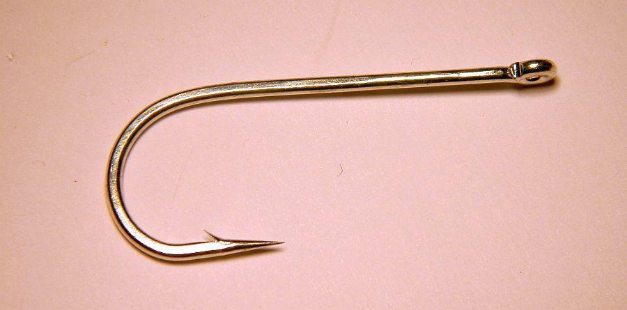 Bulk Pac 100- Gamakatsu SP11-3L3H  Saltwater Fliegen Hooks 2 0